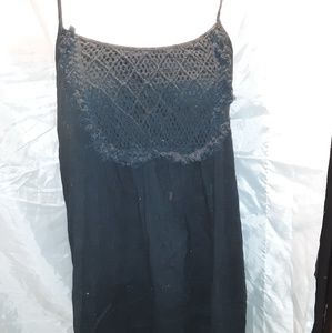 5/$25 Volcom shirt/dress